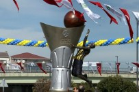 BAHÇELİEVLER BELEDİYESİ - Fenerbahçe'nin Euroleague Kupasının Anıtı Açıldı