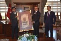 Gençlik Hizmetleri Genel Müdürü Emre Topoğlu Manisa'da