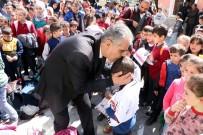 Hatay'da 450 Çocuğa Beşiktaş Forması Giydirildi