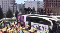 HDP Batman Ve Siirt'te Miting Düzenledi