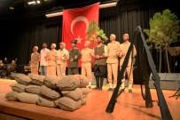 Hükümlülerden 'Çanakkale Ağıtları' Oratoryosu
