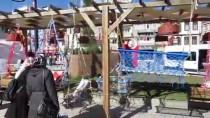 Huzurevi Sakini Yaşlılar Haftası'nda Sergi Açtı