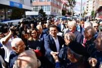 PARTİLİ CUMHURBAŞKANI - İmamoğlu, 'Biz Büyük Mitingimizi 1 Nisan'da Yapacağız'