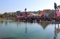 RAHMI DOĞAN - İskenderun Millet Parkı Hizmete Açıldı