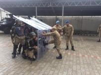 Jandarma 31 Mart Seçimlerine Hazır