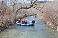 GÖZPıNAR - Kahramanmaraş'ta Rafting Heyecanı