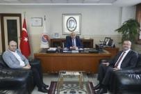 Kapadokya Üniversitesi Mersin'de Temaslarda Bulundu