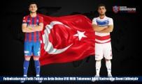Karabükspor'da İki Oyuncuya U18 Milli Takımından Davet