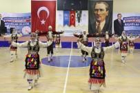 Karaman'da Halk Oyunları İl Birinciliği Yarışması Sona Erdi