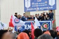 KARDEMİR'de TİS Sözleşmesinde İşçiye Rekor Zam