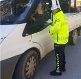 Kargı'da Trafik Polisleri Yeni Kıyafetlerini Giydi