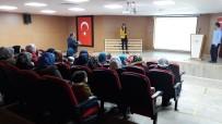 Kars'ta 'Erken Yaşta Ve Zorla Evliliklerle Mücadele' Eğitimi