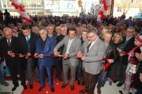 Kırklareli'nde Kapalı Pazar Ve Fuar Alanı Hizmete Açıldı
