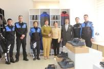 Kütahya'dan Adıyaman'daki Polis Pazarına Yardım Bağışı