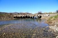 Lice Belediyesinden Köprü Onarımı Çalışması