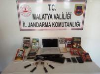 Malatya'da PKK/KCK Operasyonu Açıklaması 3 Gözaltı