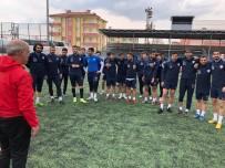 Malatya Yeşilyurt Belediyespor'da Şarkışla Maçı Hazırlıkları Sürüyor