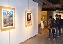MEDAŞ Sanat Galerisinde Karikatür Sergisi