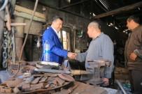 Mehmet Kocadon'un İlk Gündemi Su Olacak