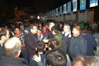 Mehmet Tosun Dereköy'de De Coşkuyla Karşılandı