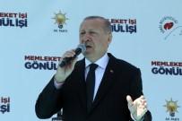 EREĞLI DEMIR ÇELIK - Müjdeyi Cumhurbaşkanı Erdoğan Verdi Açıklaması 'ERDEMİR 1 Milyar Dolarlık Yeni Yatırım Kararı Aldı'