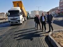 Nevşehir'de Asfaltlı Yollara Konfor Kaplanmasına Devam Ediyor
