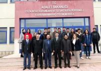 Oğuzeli MYO Öğrencilerinden Kahramanmaraş Eğitim Merkezi'ne Teknik Gezi