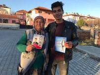 (Özel) 19 Yaşında Muhtar Adayı Oldu 69 Yaşındaki Babaannesini Azası Yaptı
