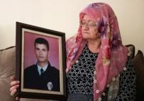 (Özel) İntihar Eden Teröristin Şehit Ettiği Polisin Annesi Konuştu