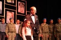 Polatlı'da 'Şahadet Devletin Asil Evlatları' Oyunu Sahnelendi