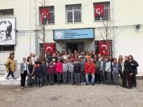 Şehit Yarbay Mesut Kuru Ortaokulu Kütüphanesine Kavuştu