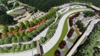 ÇAVUŞBAŞı - Serindere Vadi Park Kavşağı Yapımına Başlandı