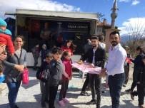 Süleyman Demirel Mahallesi Muhtar Adayından İlginç Seçim Çalışması