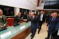 TBMM Başkanı Şentop, Uzunköprü'de STK Temsilcileri İle Buluştu