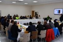 Tunceli'de Dünya Rafting Şampiyonası Hazırlık Toplantısı