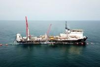TRAKYA - Türkakım'ın Karadeniz'deki Boru Hattı Sistemi Bütünüyle Tamamlandı