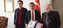 TYB Erzurum Şubesi'nden Kaymakam Turan'a Ziyaret