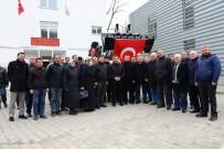 Vali Mustafa Masatlı, Posof İlçesini Ziyaret Etti, İş Makinesi Teslim Etti