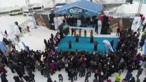'5. Sarıkamış Kış Oyunları Festivali'nde Renkli Görüntüler