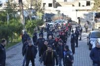 580 Saatlik Görüntüleri İnceleyen Polis Cinayeti Çözdü