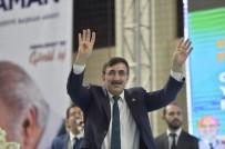 AK Parti Genel Başkan Yardımcısı Cevdet Yılmaz Mardin'de