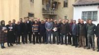 AK Parti'nin Akçadağ Adayı Kırteke, Seçim Çalışmalarına Hız Verdi