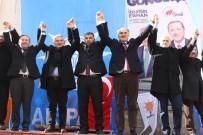 AK Parti Yavuzkemal'e Çıkartma Yaptı