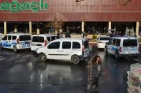 Aksaray'da 3 Kişi Polis Memurunu Kurşun Yağmuruna Tuttu