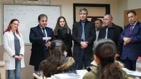 CEMEVI - Avcılar Belediye Başkan Adayı Ulusoy Açıklaması 'Cemevleri De Camiler De Bizim'