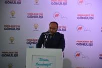 Başkan Dağdelen Açıklaması 'Tevazu, Gayret, Samimiyetle Durmadan Çalışıyoruz'