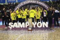 BIRSEL VARDARLı - Basketbol'da Kupa Fenerbahçe'nin