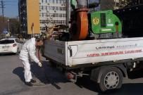 ÇAVUŞLU - Çankaya'da Kış Dönemi İlaçlama Çalışmaları Devam Ediyor