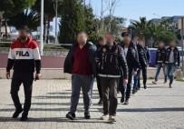 TUTUKLAMA KARARI - Çeşme'de Uyuşturucu Satıcılarına Darbe