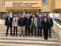 Cumhur İttifakı Adayı Kılıç Açıklaması 'Terme'yi Birlikte Yöneteceğiz'